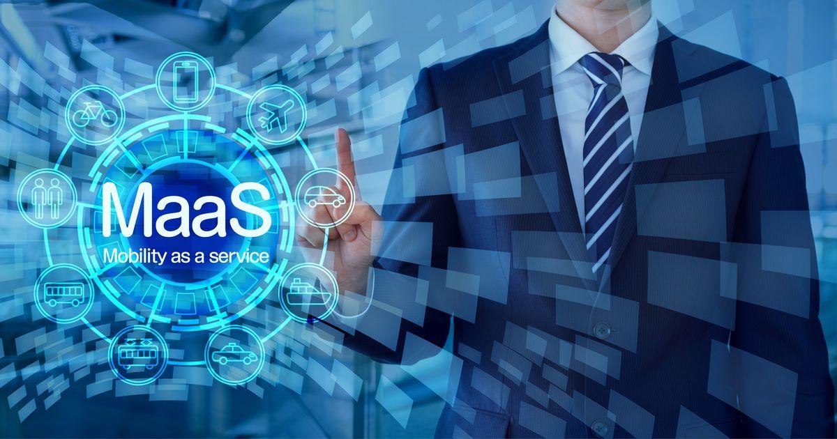 MaaSのデータ取得とBI開発